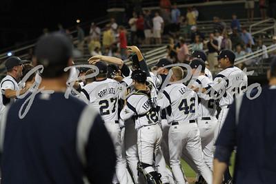 NCAA Baseball-UNC vs GA Tech