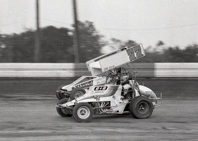 Bridgeport Speedway 1984