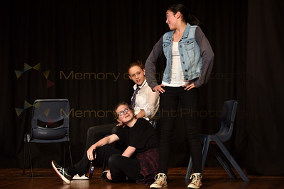 Wellington Girls' College: Much Ado About Nothing - Act III sc ii