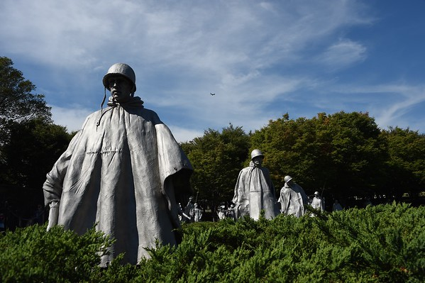 Korean War Memorial Sept 27