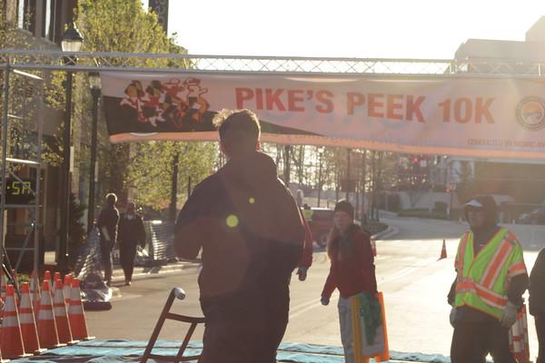 Pike's Peek 10K - A.Estrera
