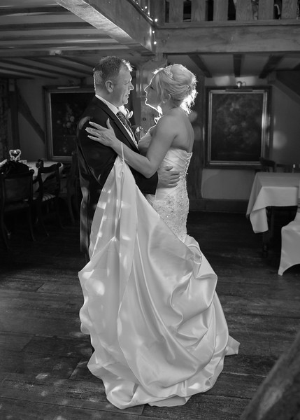 The First Dance : Wedding Photography Staffordshire, Staffordshire Wedding Photographer