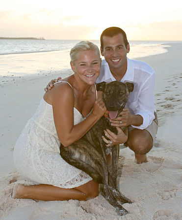 The Whalen's - Annual Photo Shoot 2011 - Guana Cay, Abaco, Bahamas