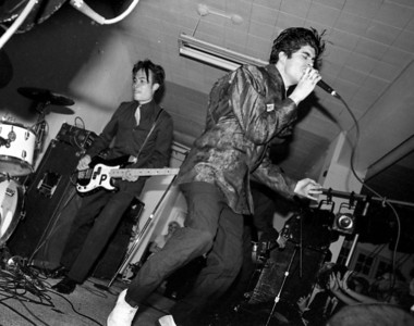 1980s-90s DC punk shows