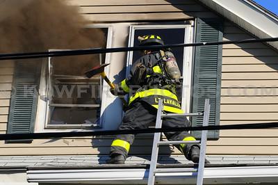 Lawrence, MA 2nd Alarm - 116-118 Easton St - 7/10/14