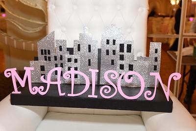 Madison's Sweet 16  5.18.18