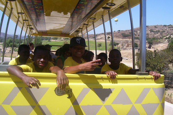 YES! Wild Animal Park 08.27.2009