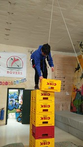 Crate Stacking Meetings