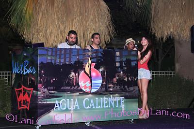 Agua Caliente Pool Party and Bikini Contest 6/7/13