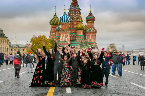 russia tour 2017