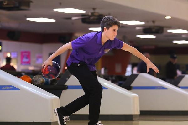 Bowling vs. Parchment - KCHS - 12/4/17