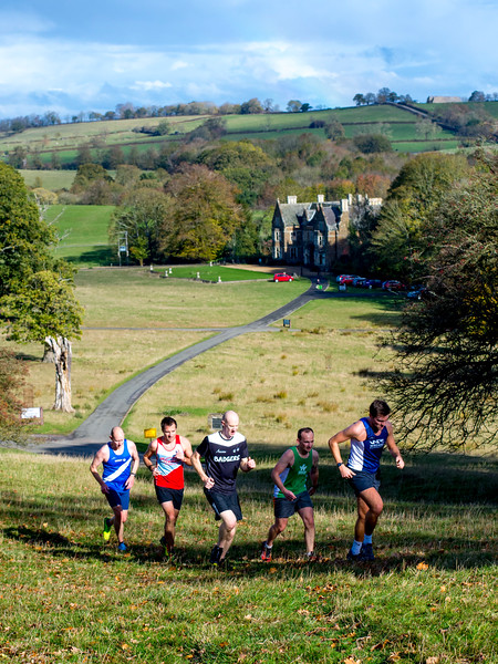 Derby Runner Cross Country League 2018 R1 - Launde Abbey