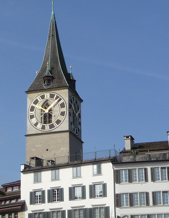 Switzerland April 2012