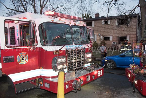 Westbury House Fire 03/19/2018