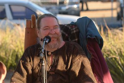 True Thomas, Storyteller, at Get Shamrocked, 21 September 2014