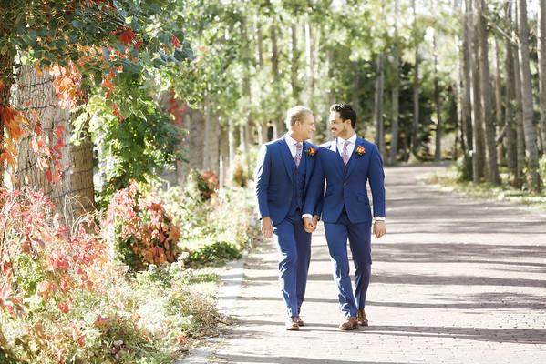 October 16, 2016 - Ruben Cano And Paul Shepherd