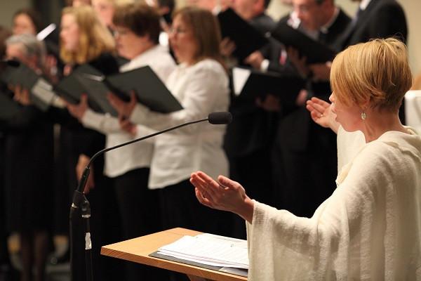 PHOTOS: St. Genevieve's Parish hosts Festival of Lessons and Carols