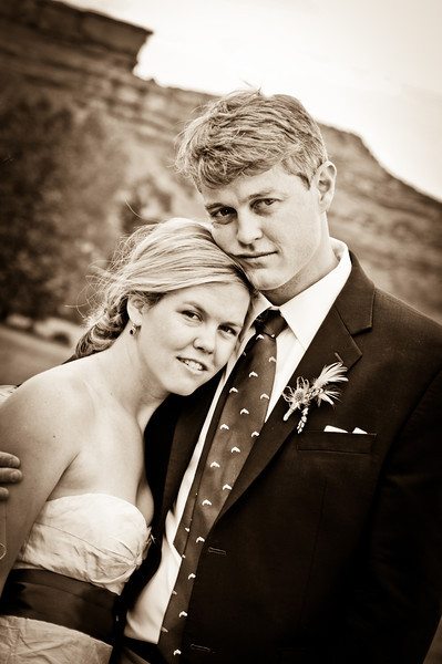 Engagement photographs Denver