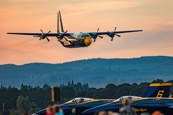 2015 Oregon Internation Airshow