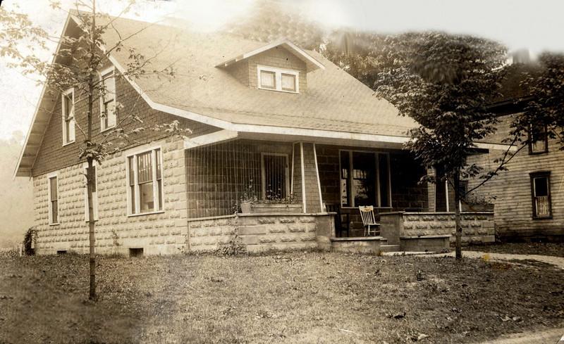 Virginia Norton's home - Negley, OH