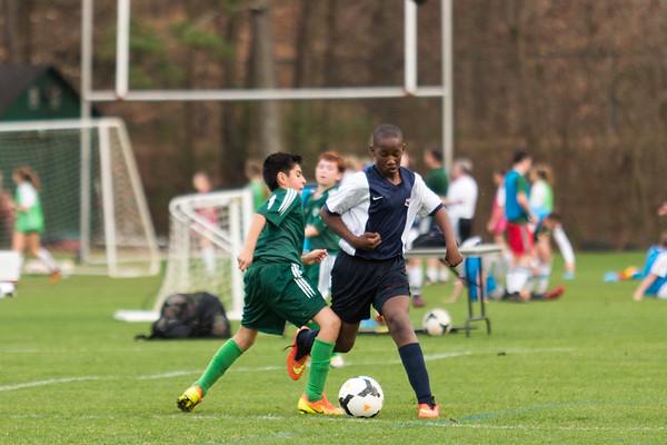 Isai Saucedo - Soccer #14