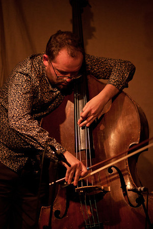 2012.01.20 : BABs live at Cafe OTO (Album Launch)