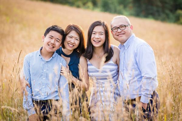 Elaine & Family