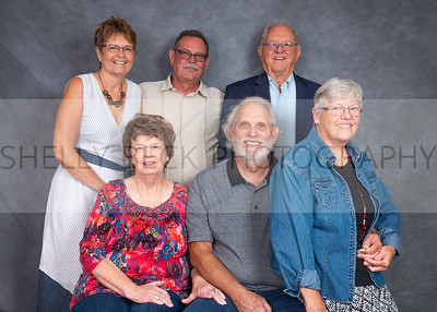 50th Anniversary ~ the Jacobs family