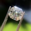 3.30ct Vintage Asscher Cit Diamond GIA J VS1 32