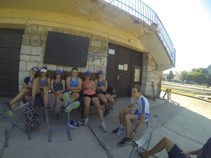 2015-7 Trainingslager Györ