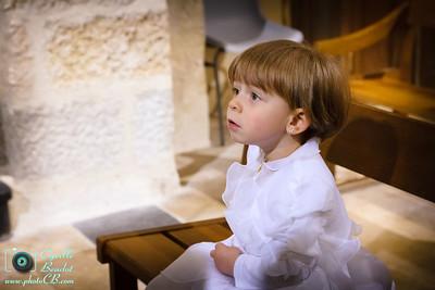 Baptême de Cyrielle