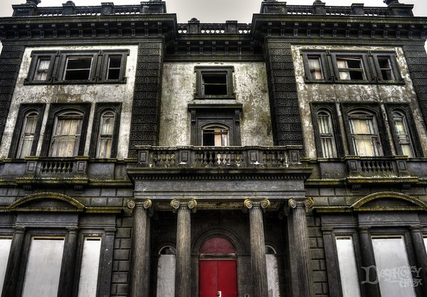 7-27-18 | Six Amazing Lost Mansions of Ireland