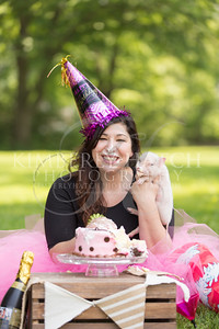 Hope Sholes-Pinder Turns 30 & Ms. Petunia Piggleworth