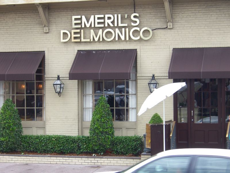 Looks like Emeril owns this place.  Bam!!  (Sorry, we didn't eat there.)