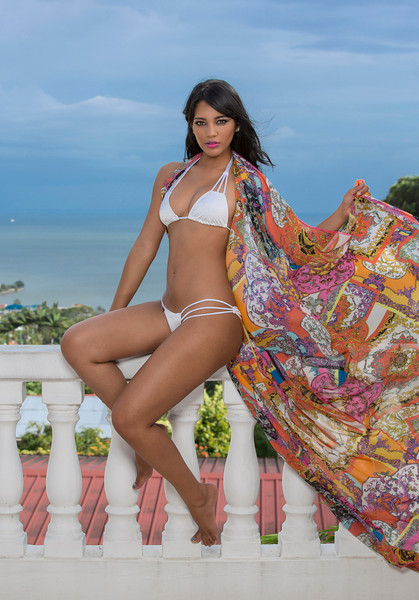 Island Me Mag Lisa Marie Swimwear Photoshoot
