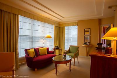 Hilton KL - JLTravelLounge Hotel Photography Portfolio
