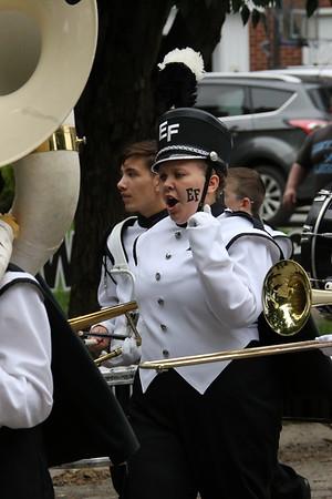 Homecoming Parade and Game