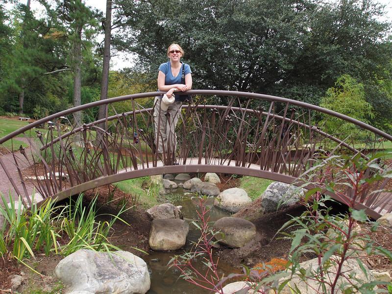Duke Gardens.