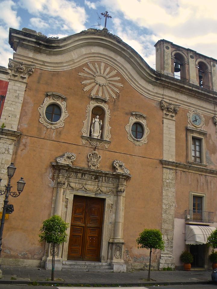Milazzo Church
