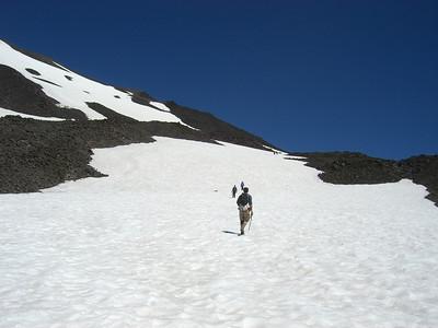 Mt Adams July 2006