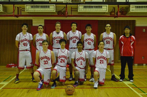 2014 Boys Basketball