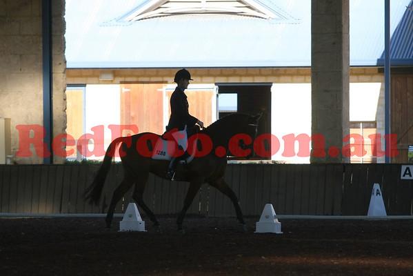 2009 10 17 Brooker Swan River Horse Trials Dressage 1 Star