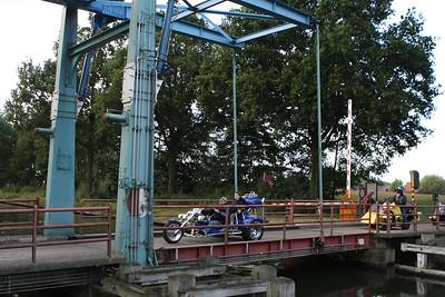 Zandbergrun 2009 - Tweede deel van de run