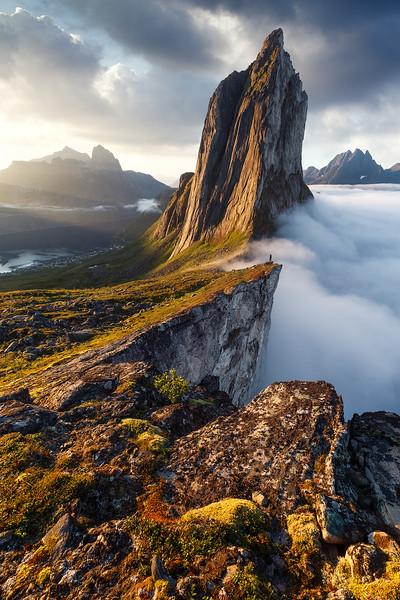 Senja in Norway