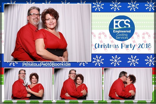 Engineered Cooling Christmas Party 12-7-2018