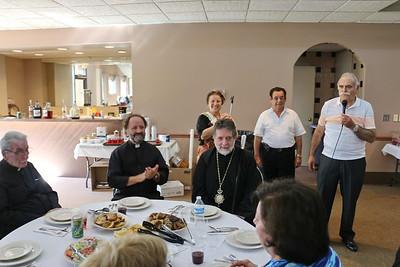 St. John's Seniors Picnic