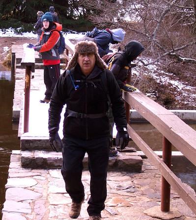 Eagle Patrol, Hickory Run, December 2011