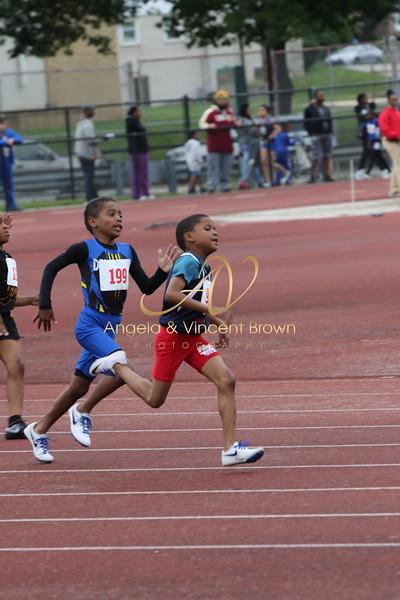 Champs: 8 & Under Boys 200M
