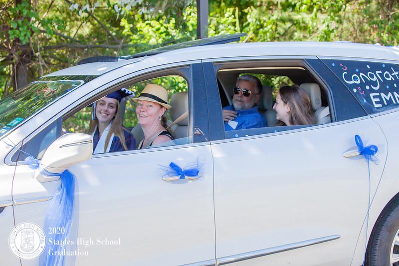 Dylan Goodman Photography - Staples High School Graduation 2020-235.jpg
