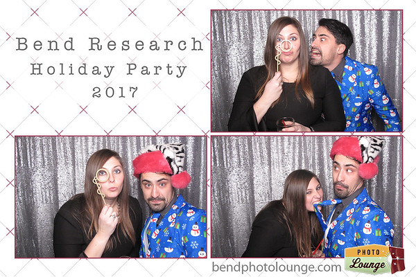 Bend Research Holiday Party 2017